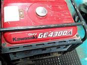 KAWASAKI Generator GE4300A